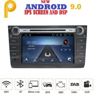 ANDROID 9.0 GPS DVD USB SD WI-FI Bluetooth Mirrorlink autoradio 2 DIN navigatore per Suzuki Swift 2004-2010