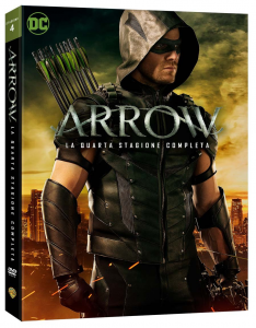 Arrow - Stagione 04 (5 dvd)