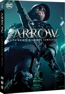 Arrow - Stagione 05 (5 dvd)