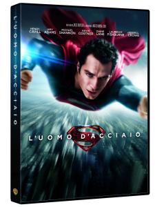L' Uomo D'Acciaio (dvd)
