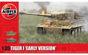 Tiger I, Early Version