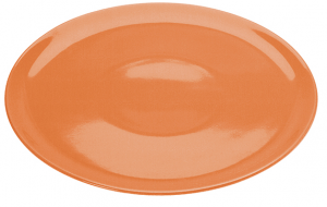 GIANNINI PIATTO PIZZA ARANCIO COLOURS DIAMETRO CM. 32 24426