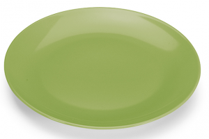 GIANNINI PIATTO PORTATA VERDE GREEN COLOURS 24373