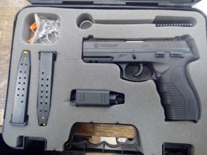 TAURUS PT-809 Tactical Modular Pistol 9x21 Tenox