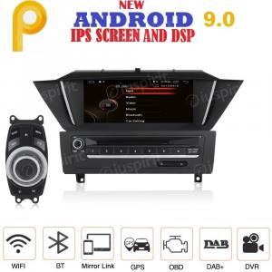ANDROID 9.0 autoradio navigatore per BMW X1 E84 2009-2015  GPS DVD USB SD WI-FI Bluetooth Mirrorlink