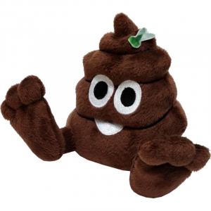 Peluche: Plushiez Emoji (11cm) Pile of Poo