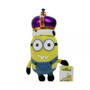 Peluche: Minions dal Film (18cm) Re