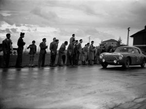 La Cisitalia alla Mille Miglia, 1952