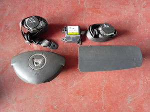 Kit air bag Dacia Duster serie dal 2010> 1.5 DCI 4X4