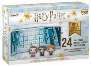 Funko Harry Potter Advent Calendar 2019 - Pocket POP!
