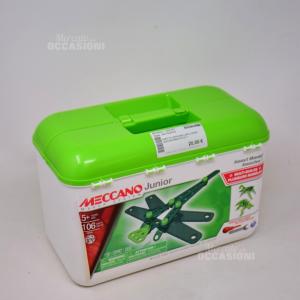 Insetto Verde Meccano Junior (ancora Imbustato)