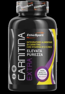 ETHICSPORT  CARNITINA extra - Barattolo da 90 cpr da 1600 mg
