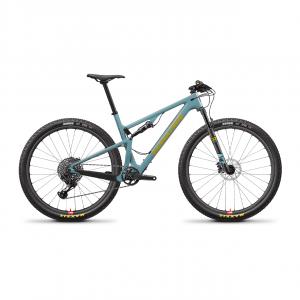 Santa Cruz Bici XC-MARATHON - BLUR C S 29 RSV GLOSS AQUA 29