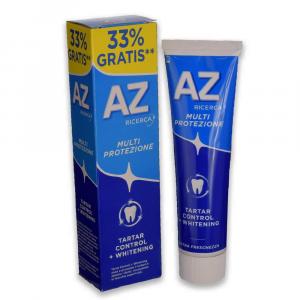 AZ Multi-Protezone Tartar Control+Whitening Dentifricio 100ml