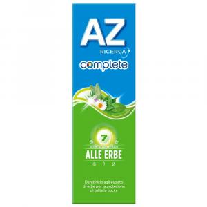 AZ Complete Alle Erbe Dentifricio 75ml