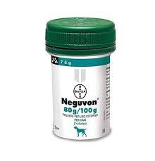 Neguvon Polvere 75g Bayer