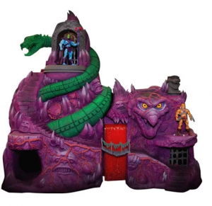 PREORDER Masters of the Universe CLASSICS: SNAKE MOUNTAIN