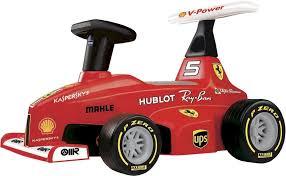 Cavalcabile per bambini scuderia Ferrari adatto da un anno in poi Chicco