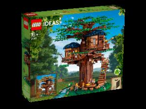 LEGO IDEAS CASA SULL'ALBERO 21318