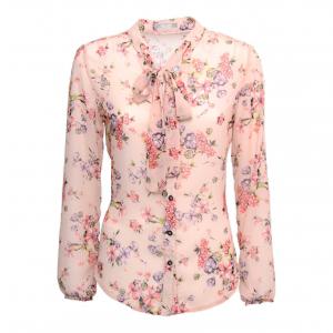 Camicia floreale Nero Giardini
