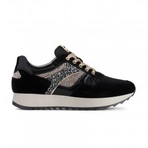 Sneaker nera con inserti Nero Giardini