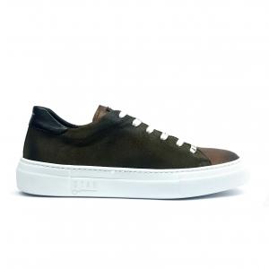 Sneaker cuio Stau