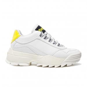 Sneaker trekking bianca Replay