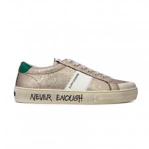 Sneaker oro Playground