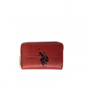 Portafoglio rosso U.S.Polo Assn.