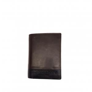 Portafoglio grigio/blu U.S.Polo Assn.