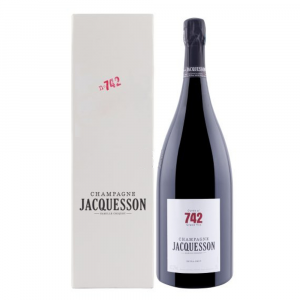 Jacquesson - Champagne Extra Brut Cuvée N°744