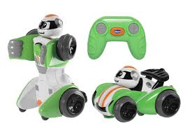 RoboChicco robot trasformabile adatto ai bambini a partire dai 2 a /6 a Chicco