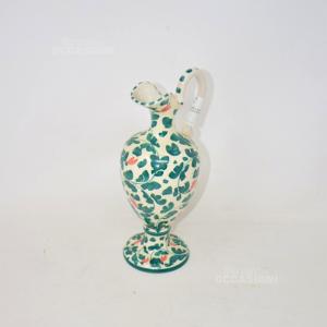 Anfora Ceramica Antica Este Foglòie Verdi