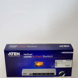 VS481A - Switch HDMI, 4 porte, Aten