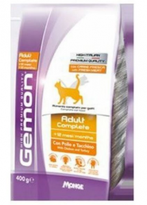 Gemon  Cat Adult Pollo e Tacchino