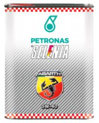 Olio Selenia ABARTH 5W-40 confezione lt 2