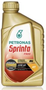 Olio PETRONAS Sprinta F900 10W-50, tanica lt 1,