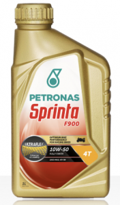 Olio PETRONAS Sprinta F900 5W-40 tanica lt 1