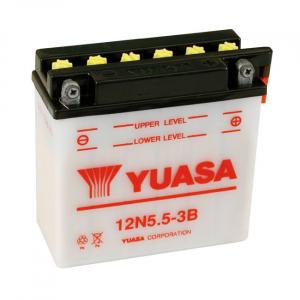 YUASA BATTERY 12V 5.5A