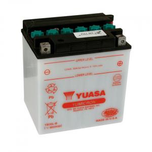 YUASA BATTERY YUMICRON 12V, 30A