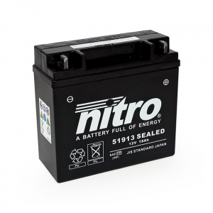 NITRO 51913 SEALED battery