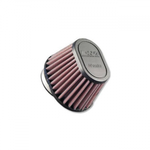 DNA OV-series universal air filter oval rubber top universal