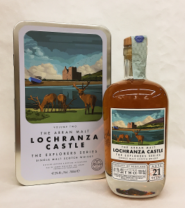 Whisky The Arran Malt Lochranza Castle 21 y.o. vol. 2 ( Scozia )