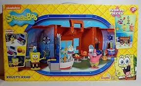 Gioco di Spongebob Krusty Krab  Simba toys