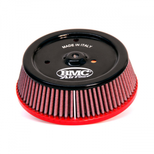 BMC air filter element 00-15(NU)Softail; 99-07(NU)Dyna, Touring; 07-19 XL. Models with 29440-99D and 29773-02C SE stage 1/2 air cleaner kits; all RSD Venturi air cleaner kits