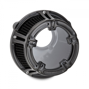 Ness Method clear series air cleaner black 04-19 XL (excl. XR1200)