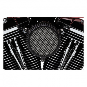 COBRA NAKED AIR CLEANER KIT PLAIN16-17 Softail; 2017 FXDLS; 08-16 Touring, Trike. (e-throttle) (NU)