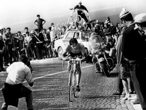 Eddy Merckx at the Giro d'Italia, 1969