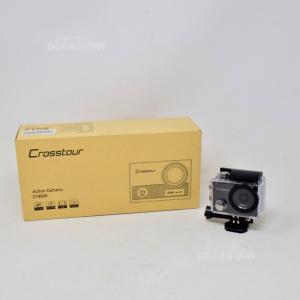 Action Camera CT9000 Crosstour Con Scheda Sd 32 GB