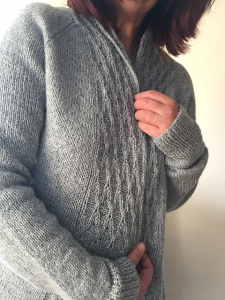 Workshop: Il cardigan Nile di Isabell Kraemer